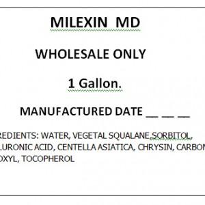 Gallon of Milexin MD