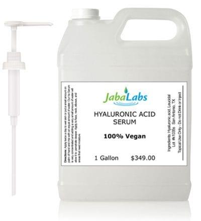 1 Gallon Hyaluronic Acid Serum