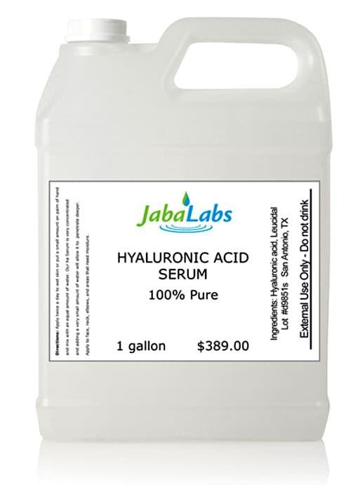 1gallonserum 500x691 - Hyaluronic Acid