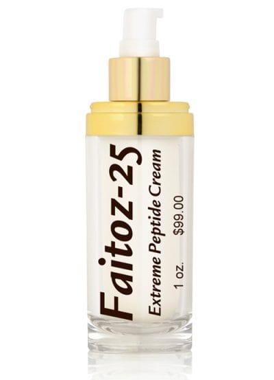 1 oz. Peptide Cream