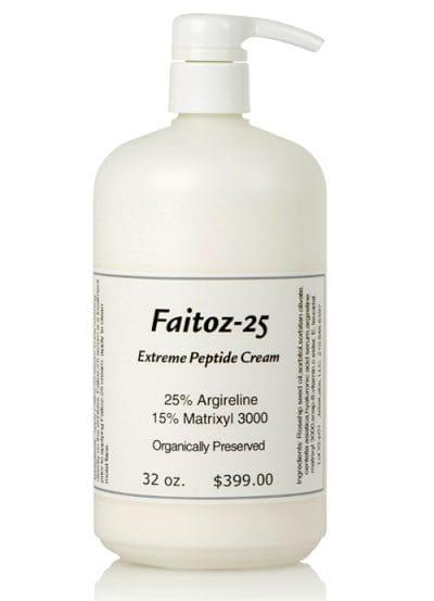 2 - 32 oz. Peptide creams