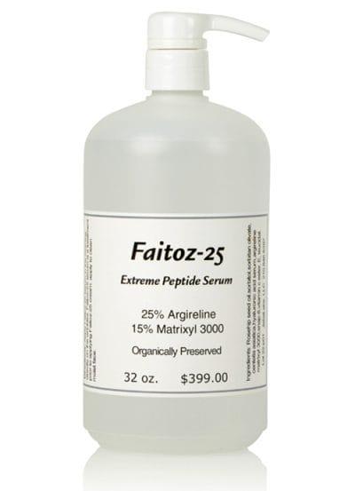 2 - 32 oz.  Peptide Serum