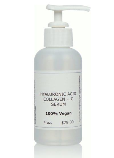 10 - 4 oz. Collagen + C Generic Label