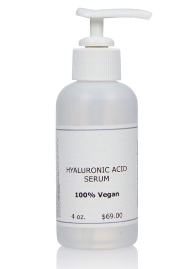 10 - 4 oz. Hyaluronic Acid Serum Generic Label
